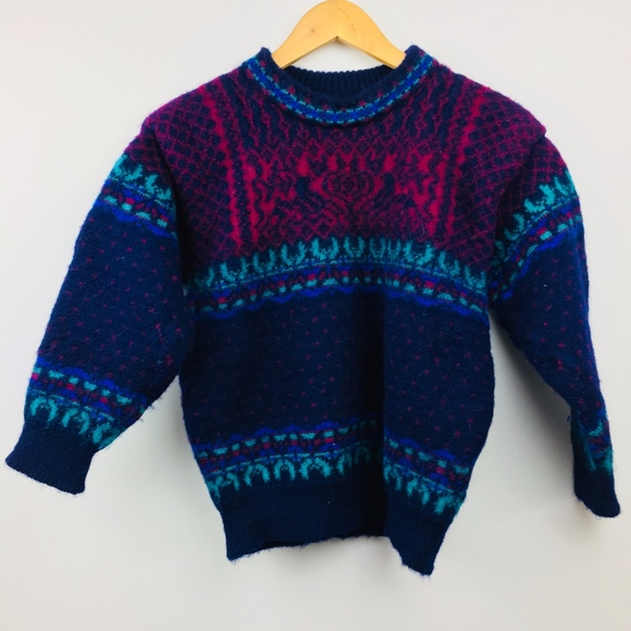 Dale of Norway Sweaters - Dale of Norway Wool Pullover Sweater